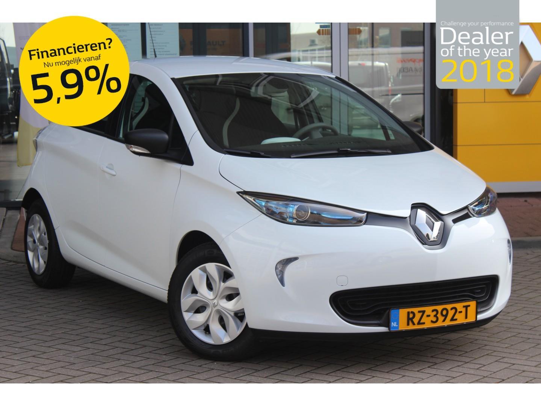 Renault Zoe Q90 life z.e 40