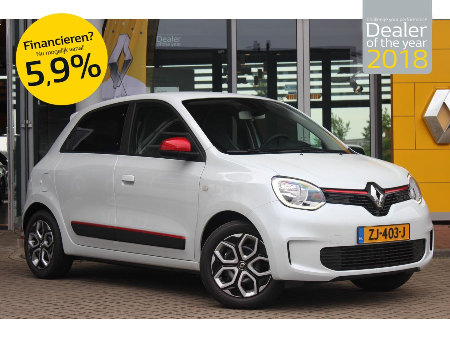 Renault Twingo Sce 75pk collection * demo voordeel*