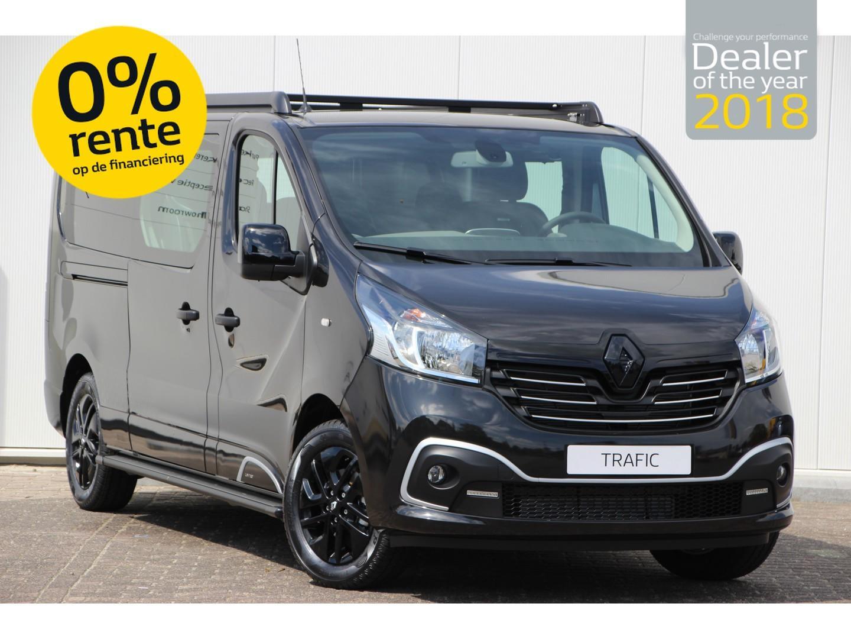 Renault Trafic 1.6 dci 145pk l2h1 dubbele cabine limited abd actie van 41.250,- voor 31.195,-