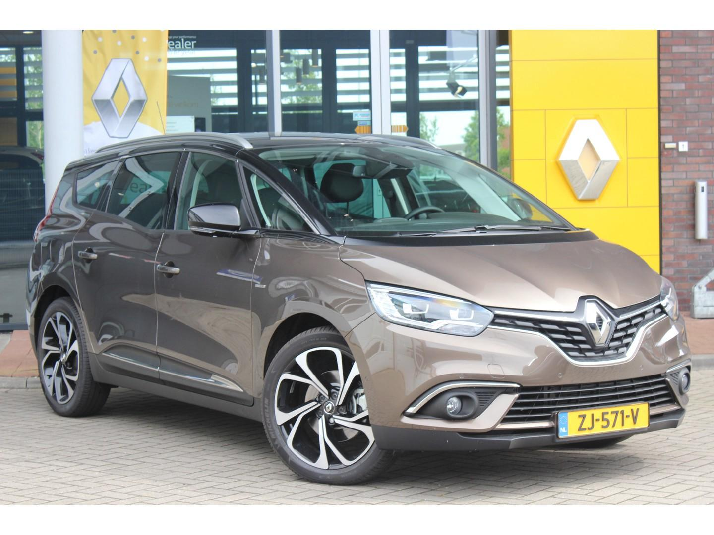 Renault Grand scénic Tce 140pk bose