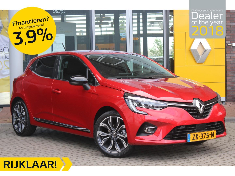 Renault Clio Tce 100pk intens * demo * nieuwe clio v !