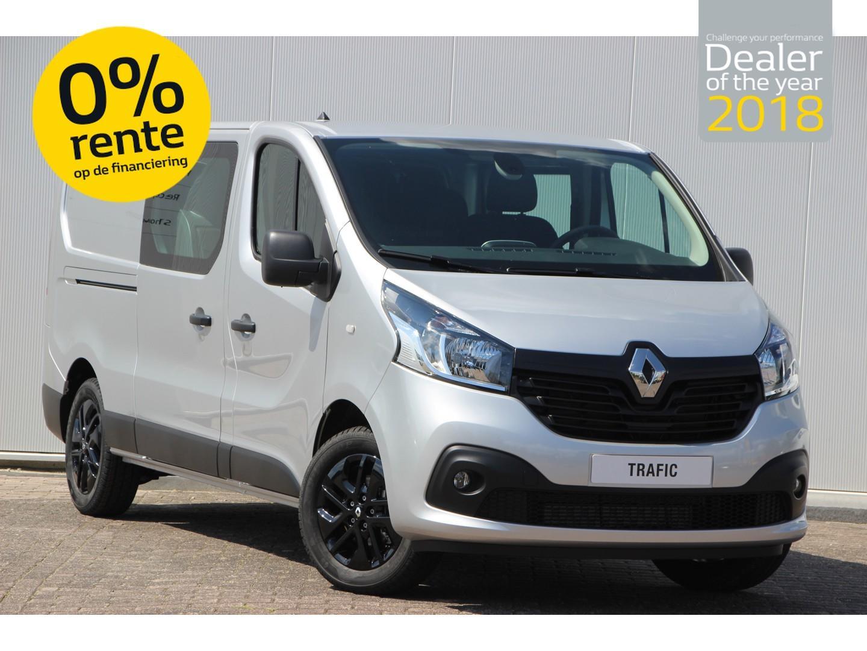 Renault Trafic L2h1 t29 dc dci 125 pk eu6 work edition normaal rijklaar € 32.985,- nu rijklaar € 24.995,-