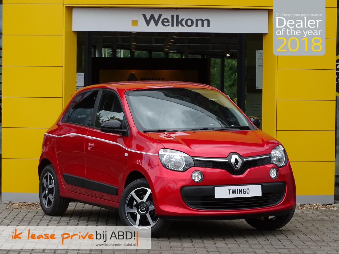 Renault Twingo Sce 70pk limited * private lease * private lease op basis van 60mnd / 10.000km per jaar