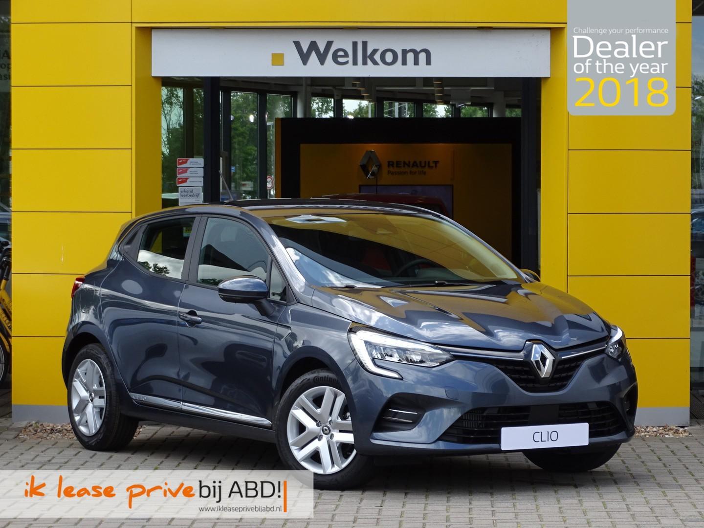 Renault Clio Tce 100pk zen * private lease * op  basis van 60mnd / 10.000km per jaar