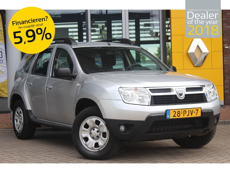 Dacia Duster 1.5 dci 110pk lauréate 2wd