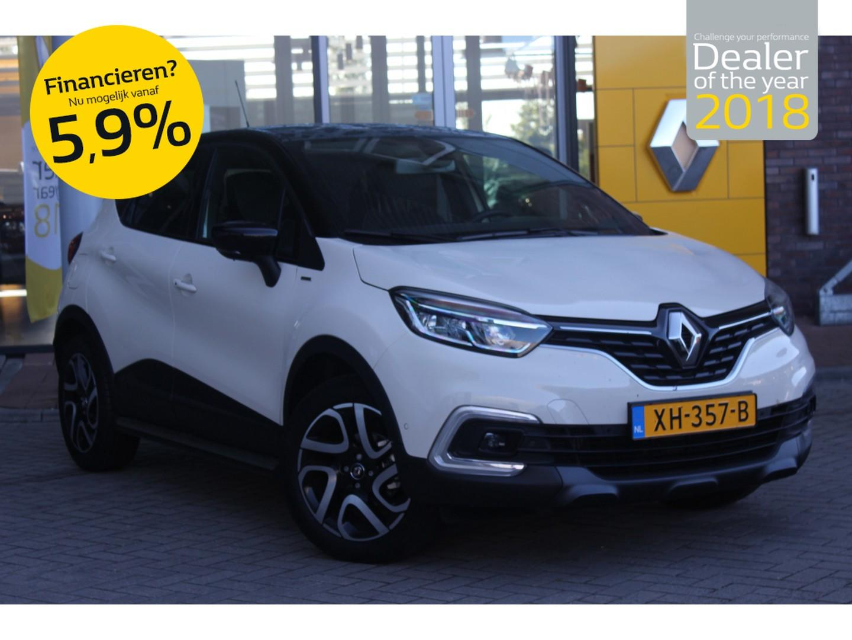 Renault Captur Tce 90pk bose * demo voordeel *