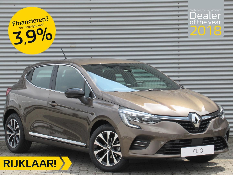 Renault Clio 1.0 tce intens rijklaar 24.195,- .