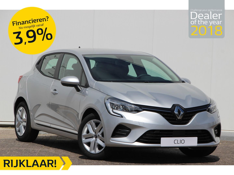 Renault Clio 1.0 tce 100pk zen normaal rijklaar voor € 19.865,- nu voor € 18.865,-