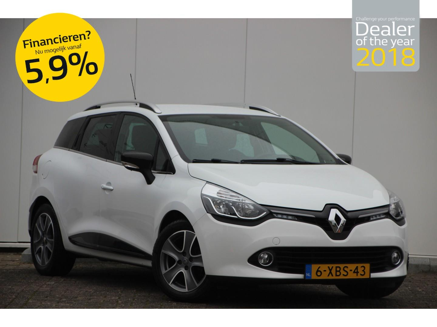 Renault Clio Estate 90 pk tce night&day