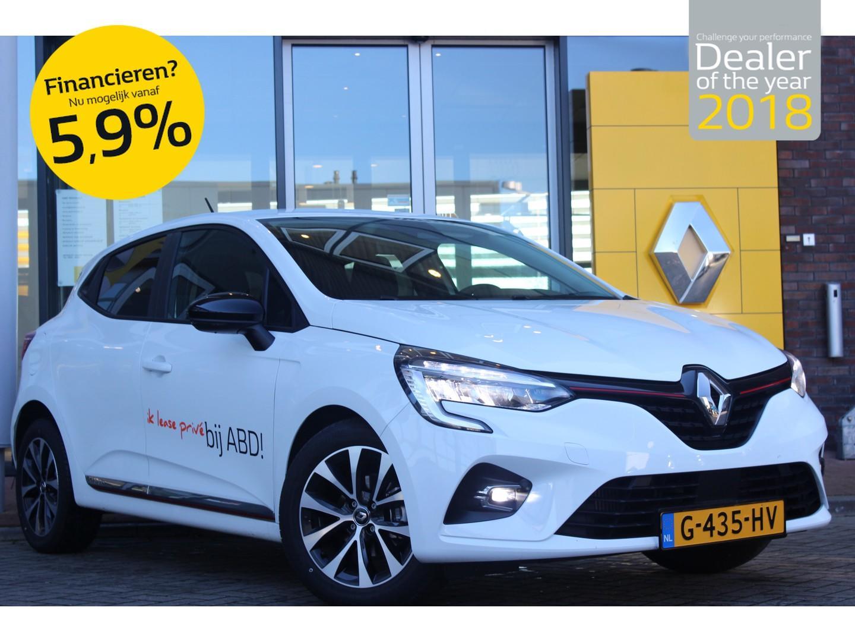 Renault Clio Tce 100pk zen * demo voordeel *