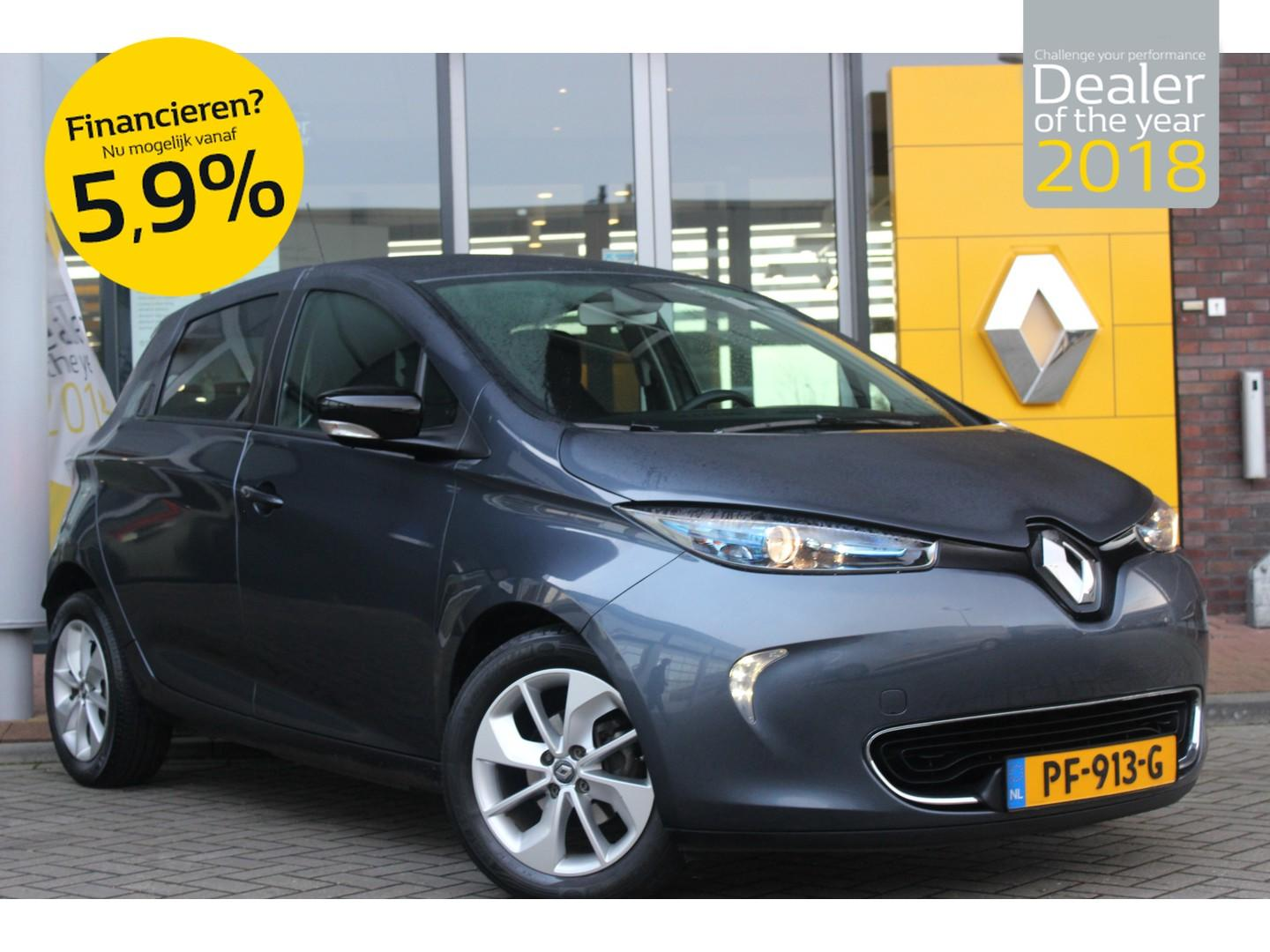 Renault Zoe Q90 intens quickcharge 41 kwh (ex accu)