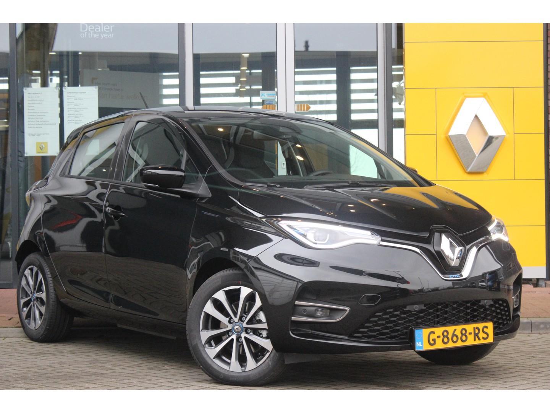 Renault Zoe R135 zen 50kwh 27-12-2019 / 4% bijtelling / mia toepasbaar!