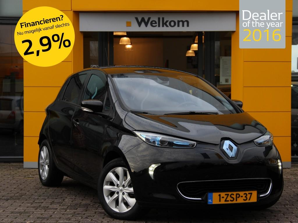 Renault Zoe Intens quickcharge (ex accu) demo