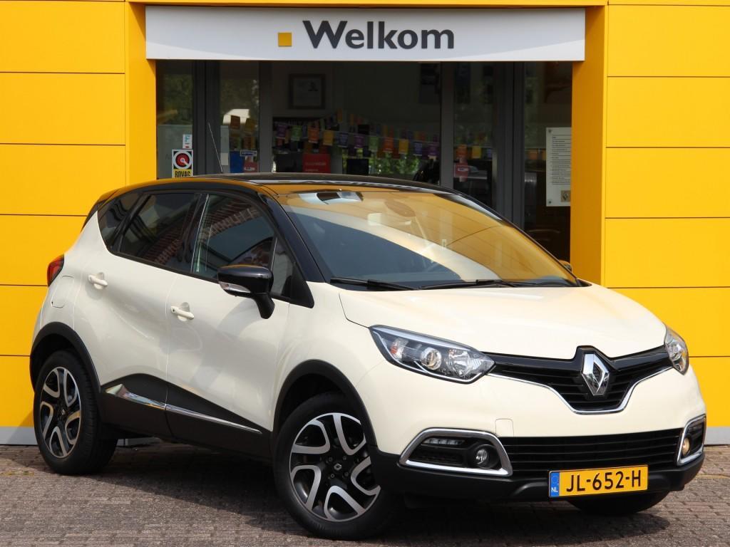 Renault Captur Dynamique 90 pk tce clima