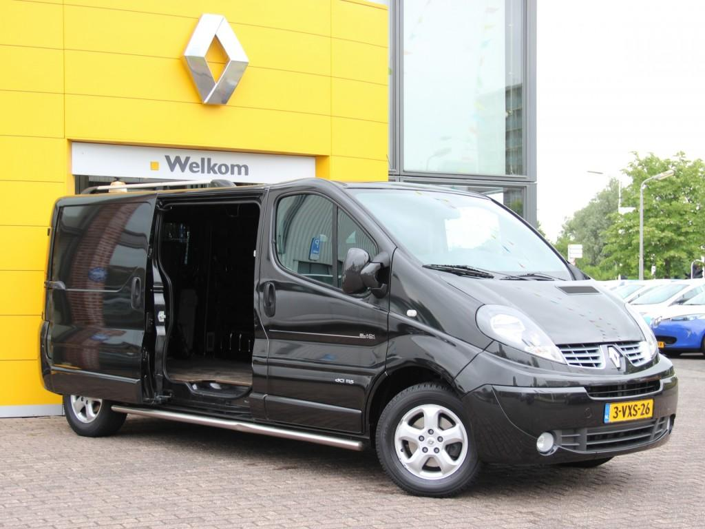 Renault Trafic 2.0 dci t29 l2h1 eco black edition