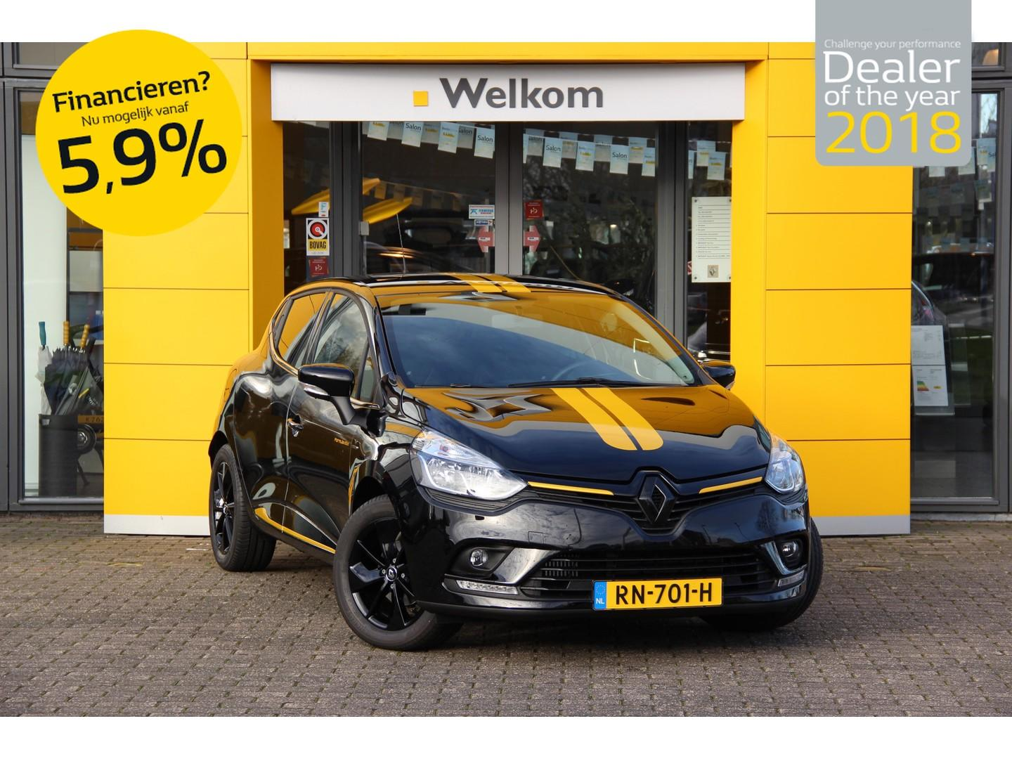 Renault Clio Tce 90pk limited formula edition