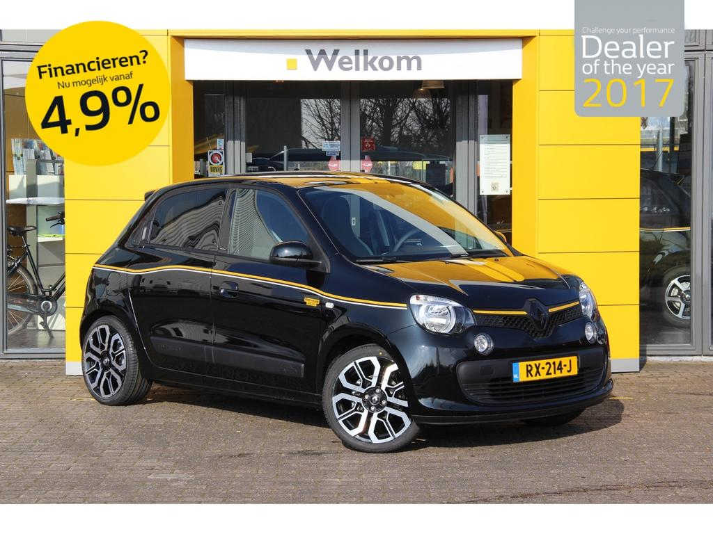 Renault Twingo Sce limited formula edition