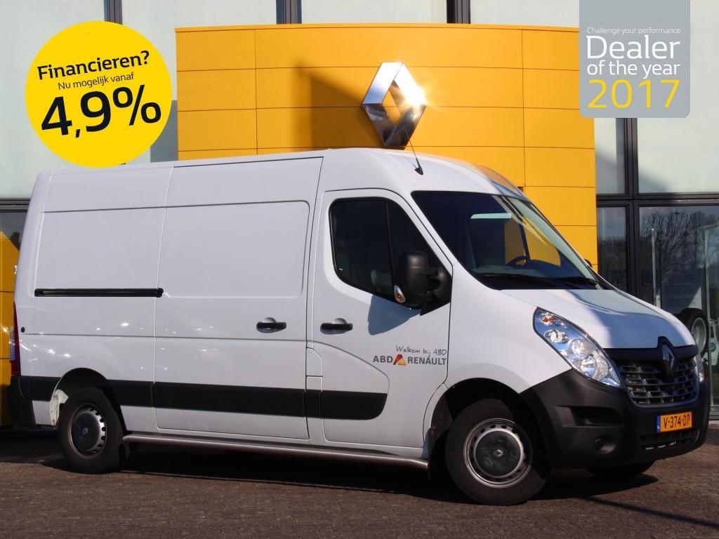 Renault Master T35 2.3 dci 170pk twin turbo l2h2 demo € 10000 voordeel - pack airco