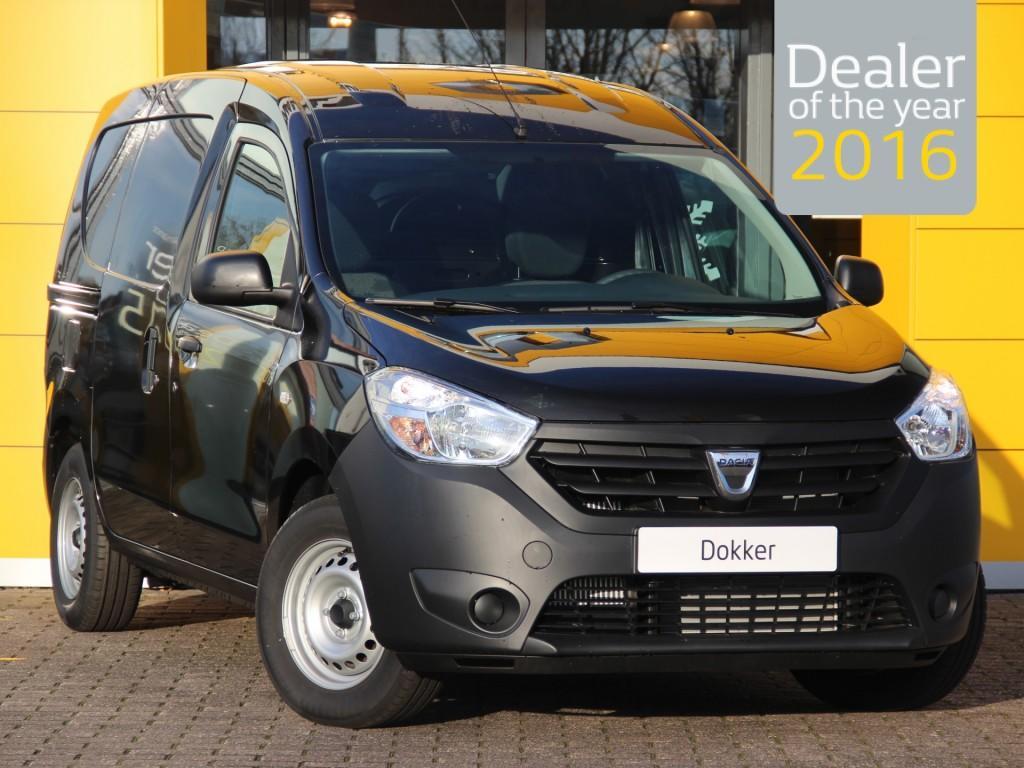 Dacia Dokker van 1.5 dci 75pk basic