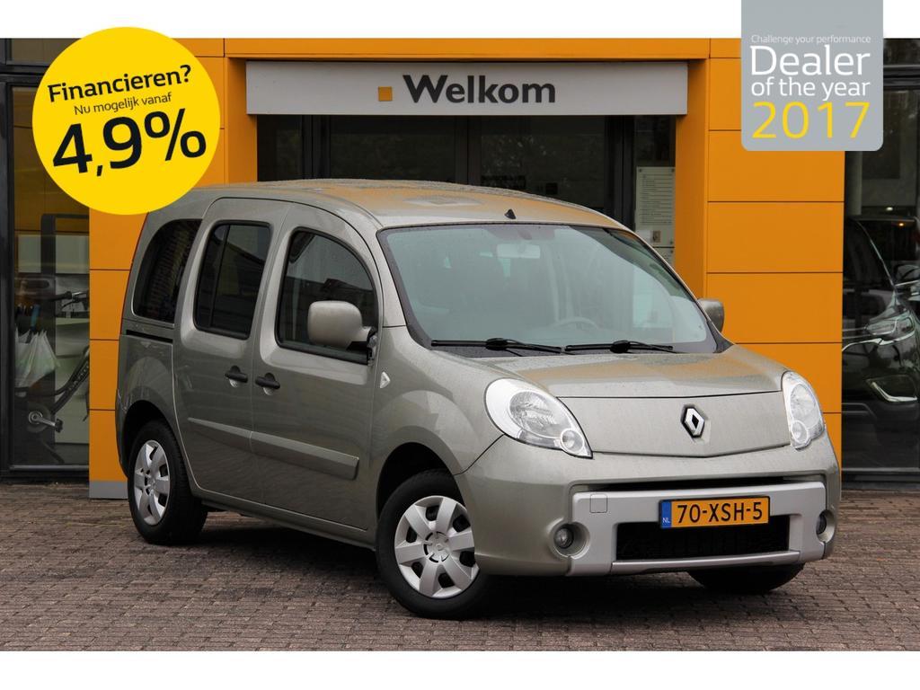 Renault Kangoo Family 1.6-16v expression rolstoelauto