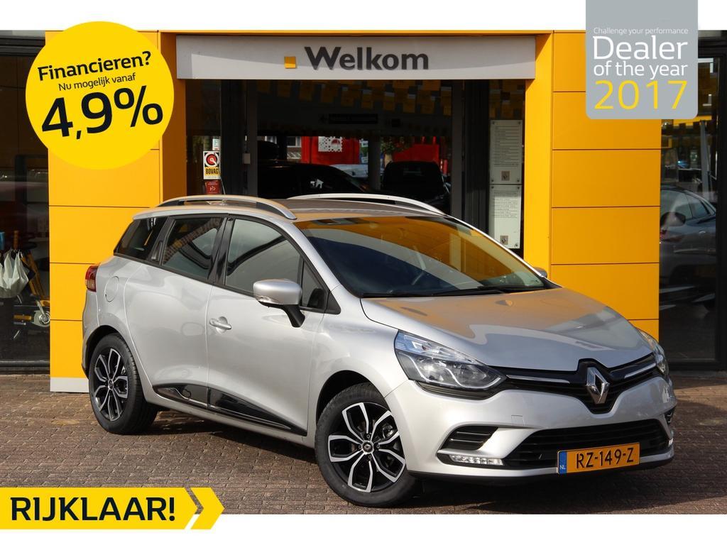 Renault Clio Estate tce 90pk zen rijklaar