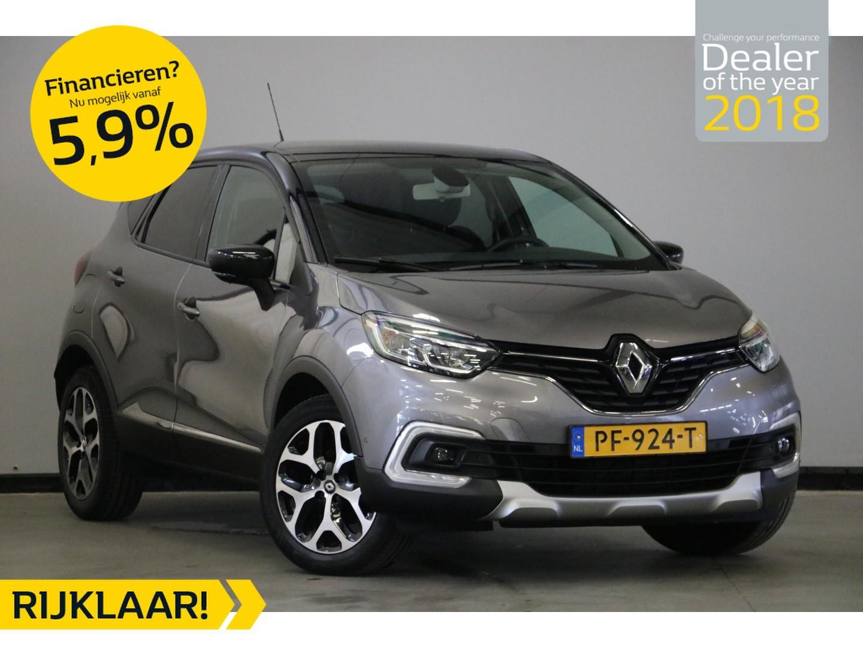 Renault Captur Tce 120pk edc/aut.6 intens rijklaar nieuwste type