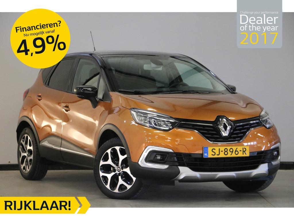 Renault Captur Tce 120pk intens rijklaar
