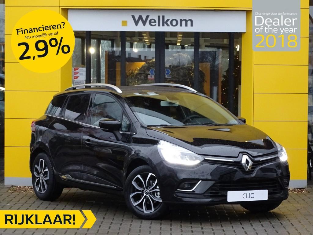 Renault Clio Estate tce 90pk intens normaal rijklaar voor € 22.775,- nu rijklaar voor € 20.445,-