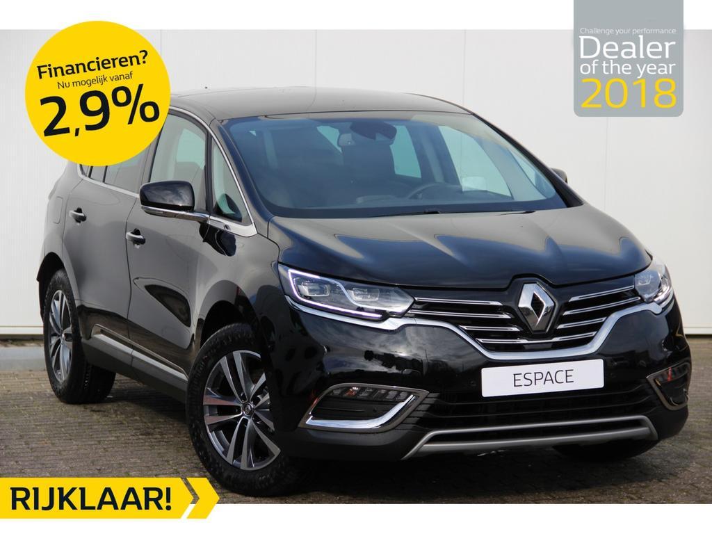 Renault Espace Tce 225pk intens 7p automaat. normaal rijklaar 57.795,- nu voor 55.995,-