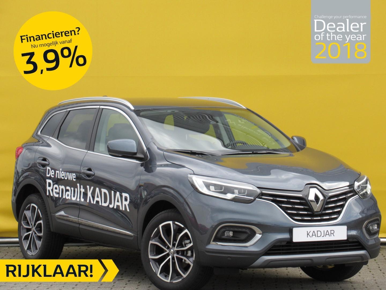Renault Kadjar Tce 140 pk intens phase 2 normaal rijklaar € 33.705,- nu rijklaar € 31.105,-