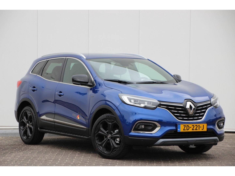 Renault Kadjar Phase 2 tce 160pk edc/aut.7 black edition normaal rijklaar 40.295,-