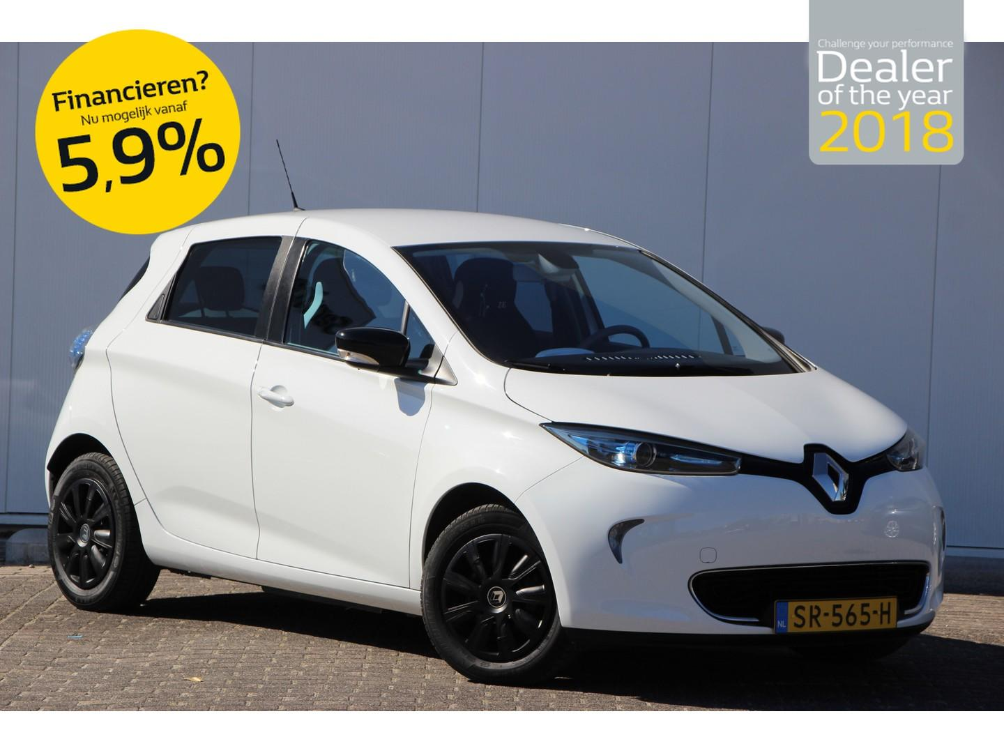 Renault Zoe Q210 life quickcharge 22 kwh (ex accu)