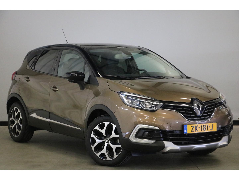 Renault Captur 1.2 tce 120pk edc/aut.6 intens
