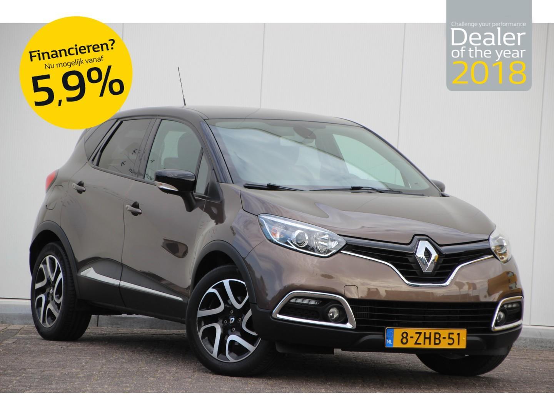 Renault Captur Tce 120pk edc dynamique