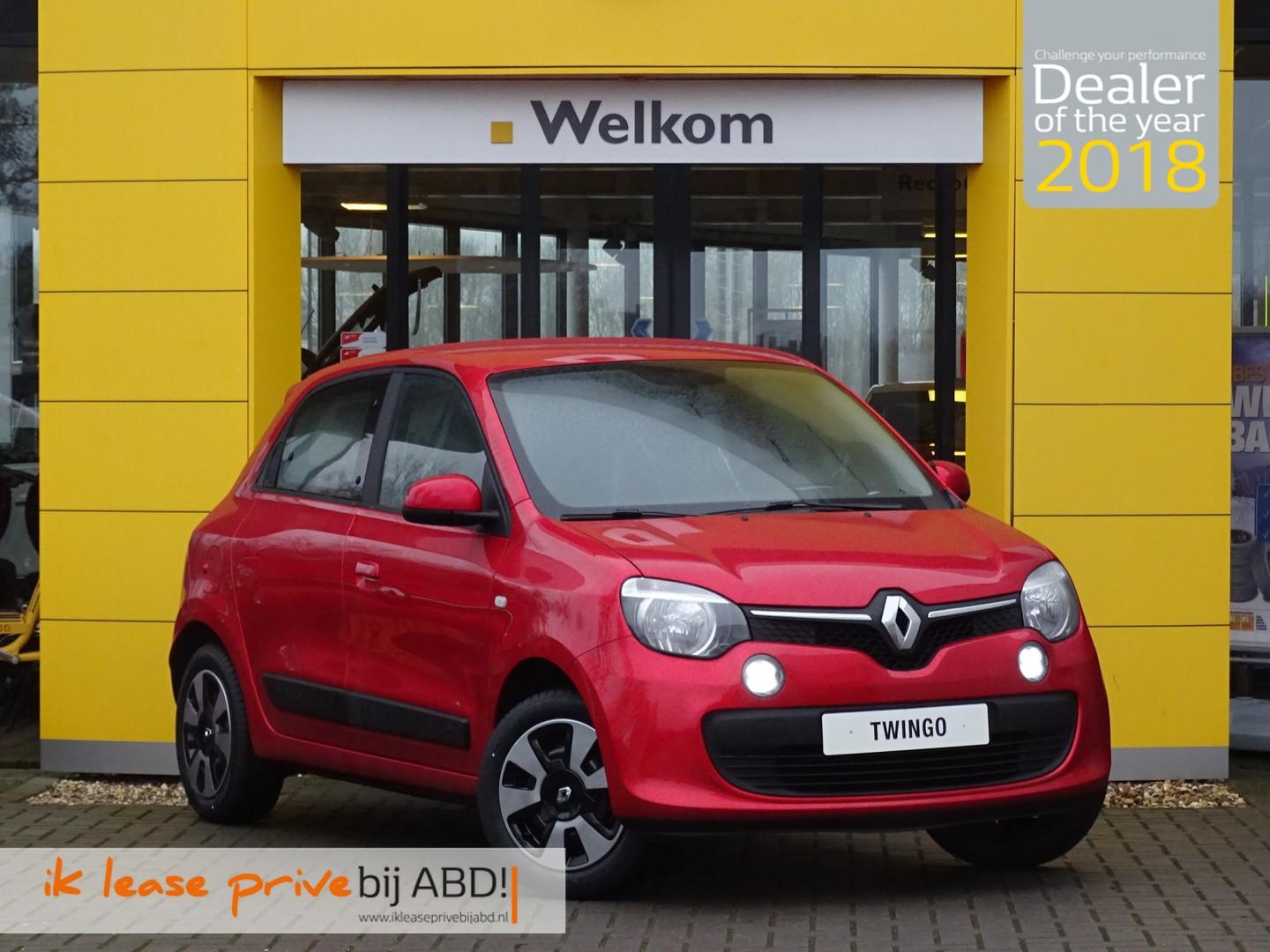 Renault Twingo Sce 70pk collection private lease