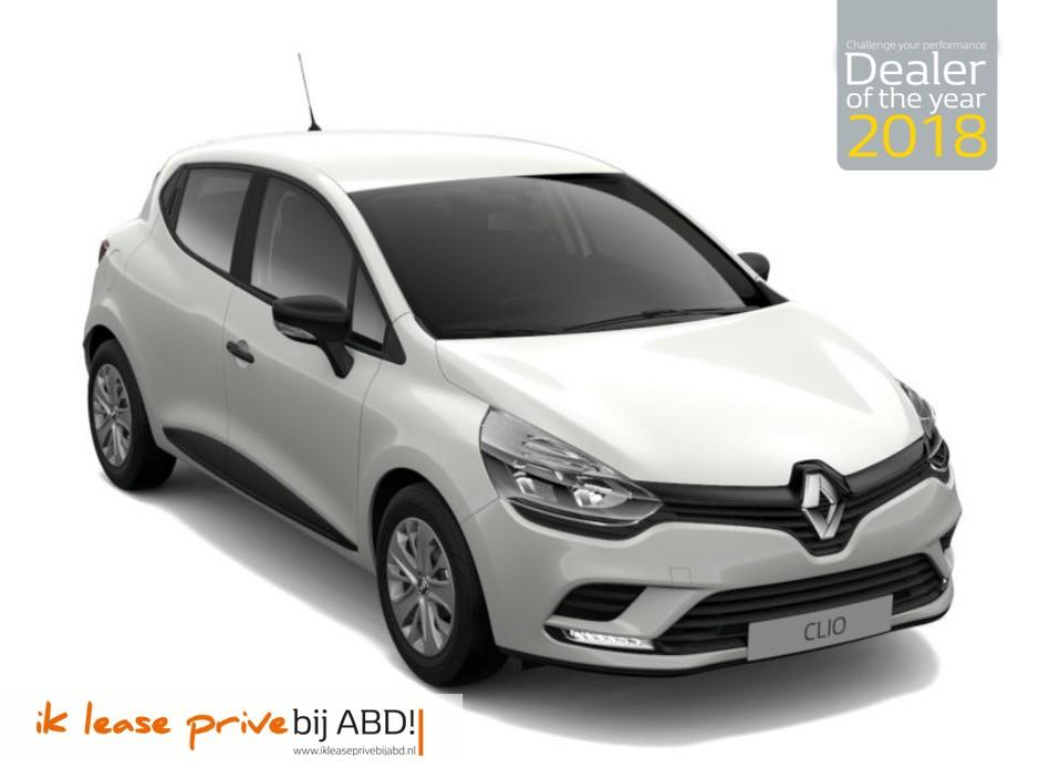 Renault Clio 0.9 tce life private lease