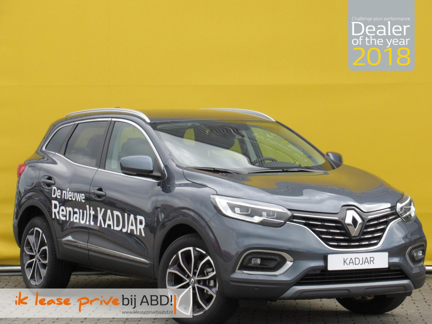 Renault Kadjar Tce 140 pk intens phase 2 private lease