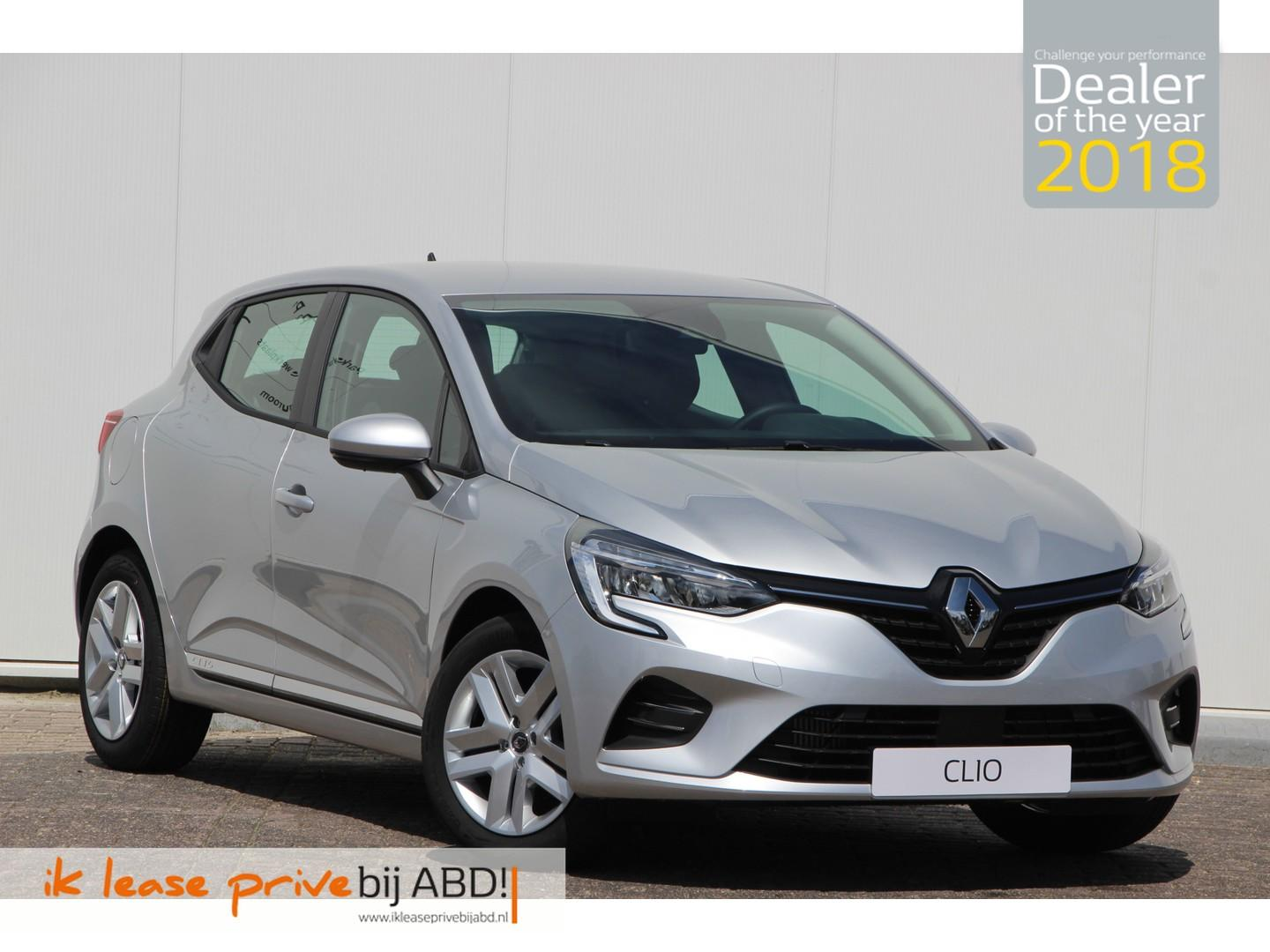 Renault Clio 1.0 tce zen private lease