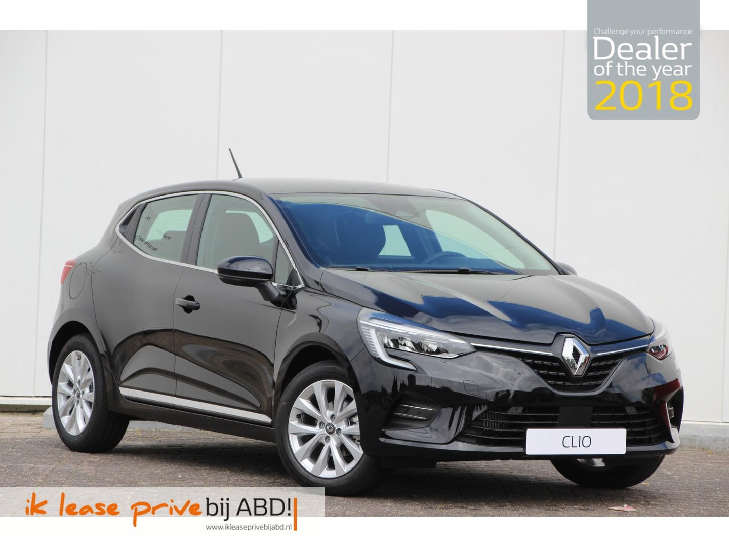 Renault Clio 100 pk tce intens private lease
