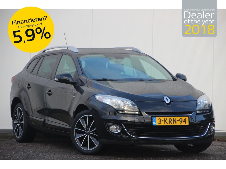 Renault Mégane Estate 1.5 dci 110pk bose