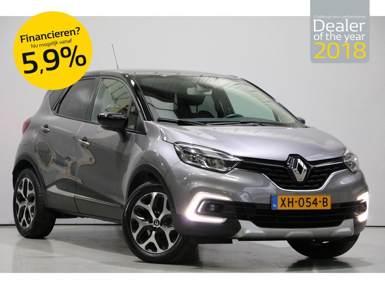 Renault Captur Tce 90pk Intens Bij Abd Renault Leeuwarden