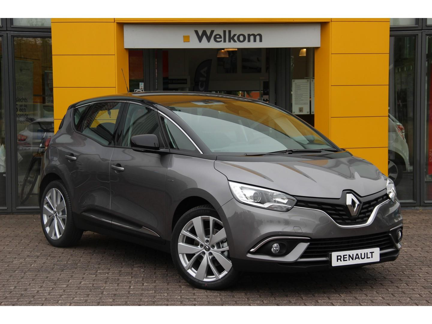 Renault Scénic 1.3 tce 140pk edc limited