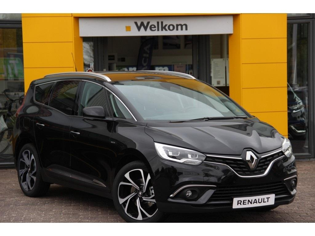 Renault Grand scénic Tce 140pk bose 7-persoons