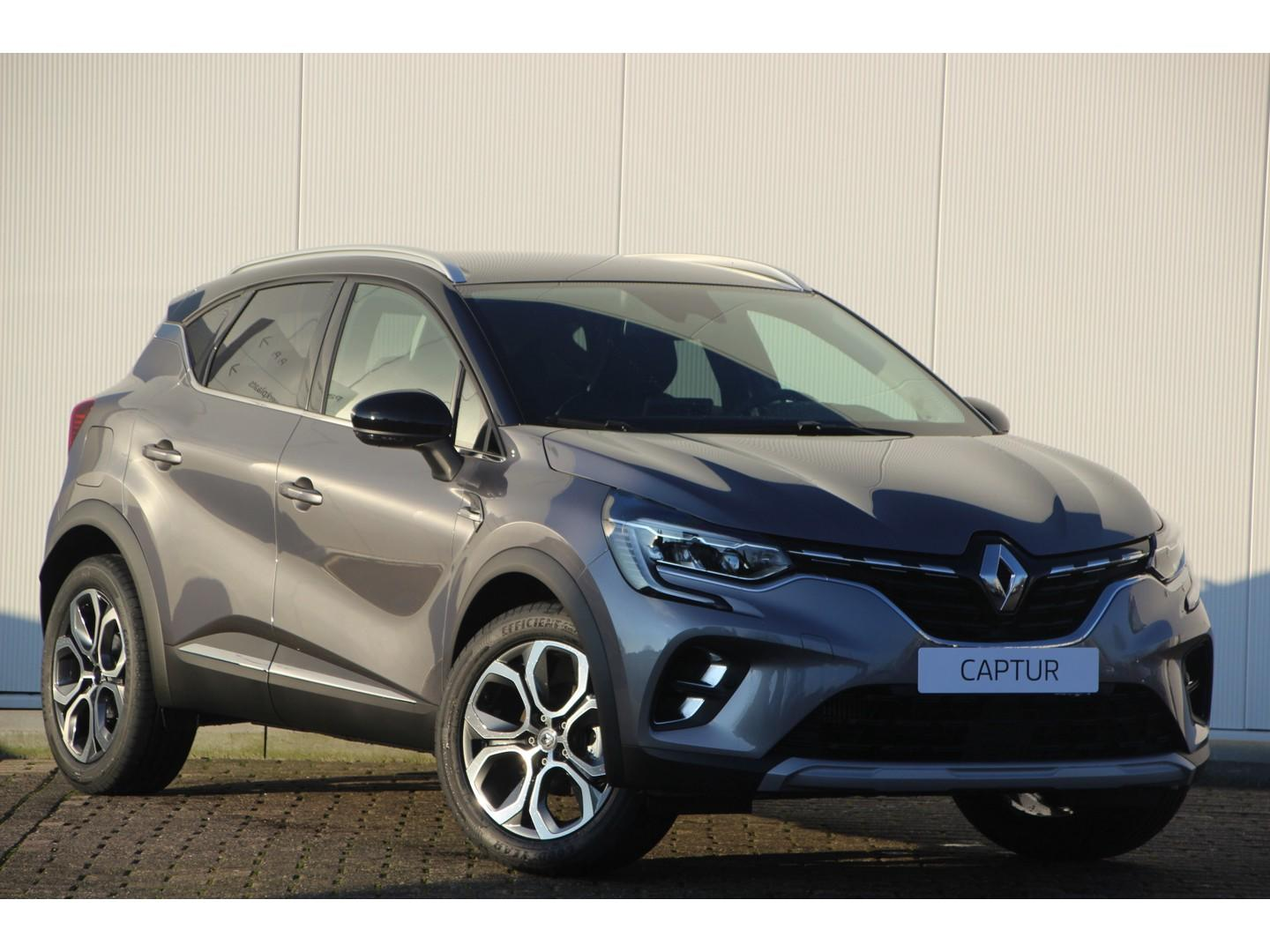 Renault Captur Tce 100pk edition one
