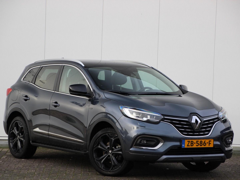 Renault Kadjar Phase 2 tce 160pk edc/aut.7 black edition