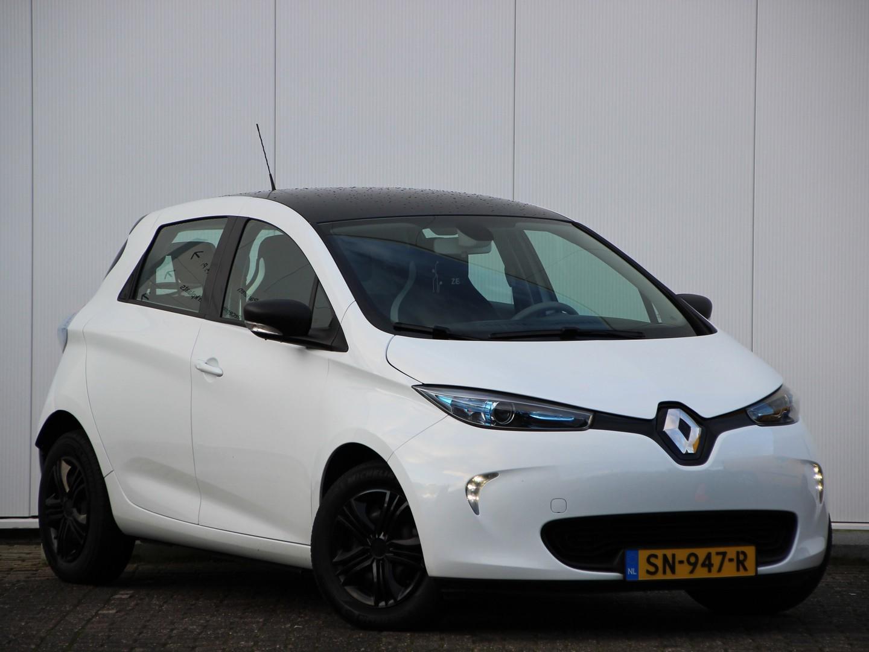 Renault Zoe Q90 life quickcharge 41 kwh (ex accu) ex btw
