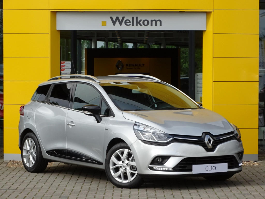 Renault Clio Estate tce 90pk limited