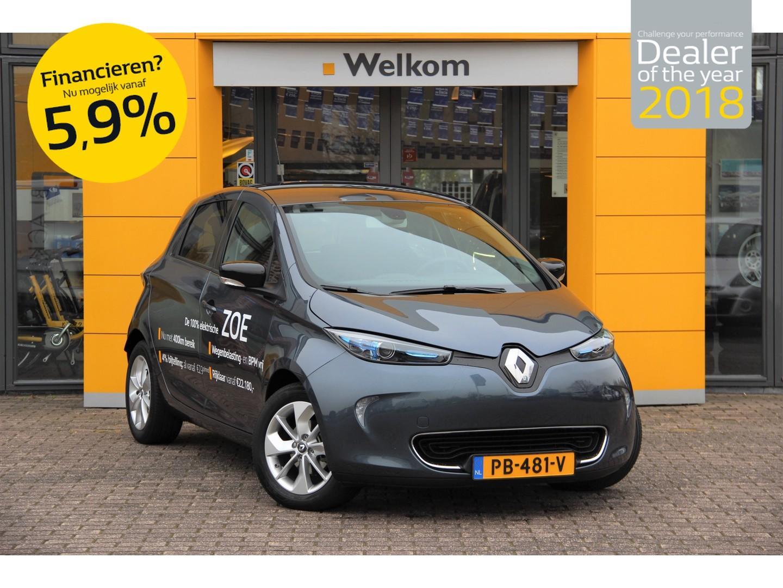 Renault Zoe Q90 intens quickcharge z.e. 40