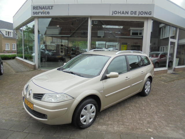 Renault Mégane Grand tour 1.6 16v business