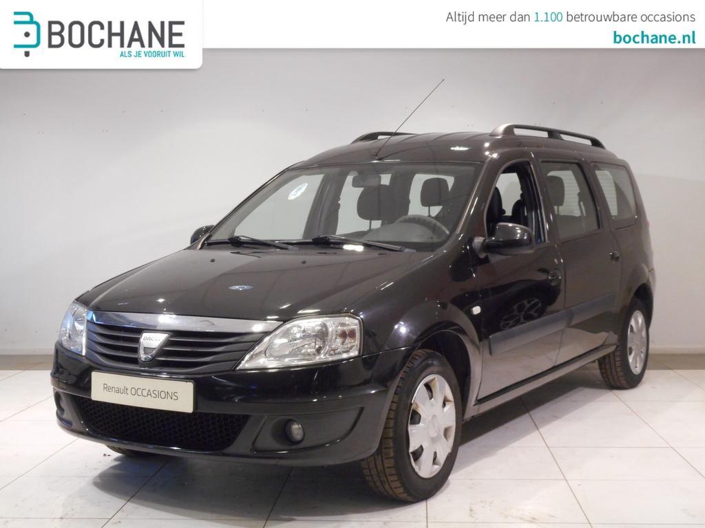 Dacia Logan Mcv 1.6-16v 105pk lauréate airco radiocd trekhaak